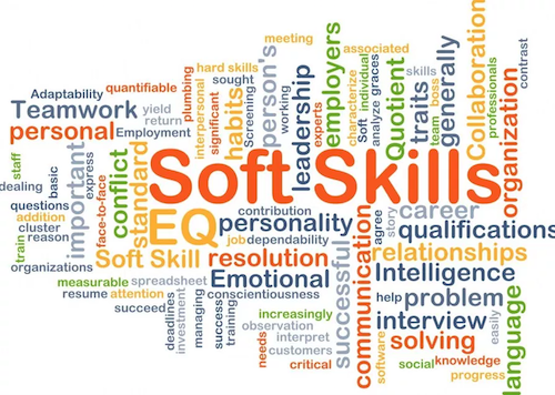 skills required by an individual change The half-life of skills is rapidly falling, placing huge demands on  the need for  rapid skill development and the commoditization of content  the company  expects that these individuals will change roles every four years.